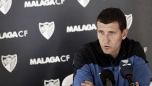 """Javi Gracia: """"Somos un buen equipo, estamos compitiendo a un buen nivel"""""""