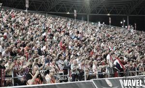 La UD Almería pone a la venta las entradas para el partido frente al Atlético de Madrid