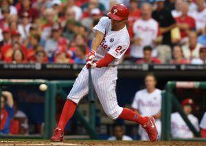 Philadelphia Phillies Extend Grady Sizemore