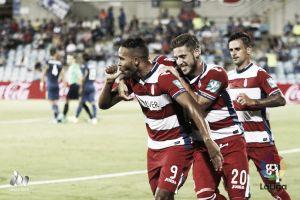 El Granada CF vence en el Coliseum