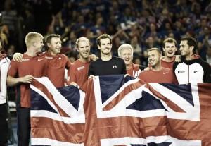 Andy Murray liderará a Gran Bretaña en la final de la Copa Davis