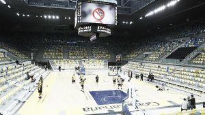 Canaria Arena acogerá la segunda Copa del Rey de su historia