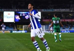 Granada 1-1 Real Sociedad: Moyes denied first away victory by late penalty at rock-bottom Granada