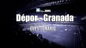 Cuestionario Vavel:RC Deportivo - Granada CF