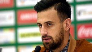 """Javi Márquez: """"Es el lugar donde me he hecho como futbolista"""""""