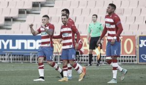 El Granada B vuelve a vencer con un doblete de Bravo