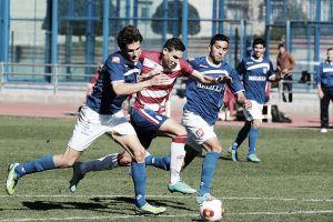 Granada B - UD Melilla: tres puntos de oro en juego
