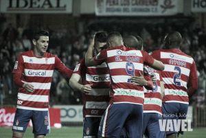 RCD Espanyol - Granada CF: confirmar mejorías incompletas