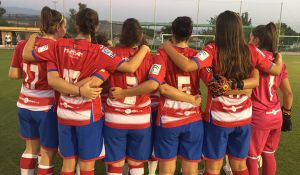 El Granada CF Femenino, preparado para comenzar la Liga