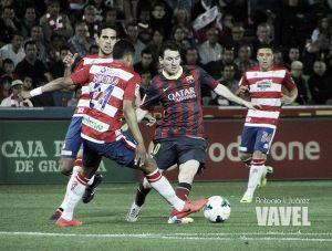 Granada - FC Barcelona: ni un tropiezo más