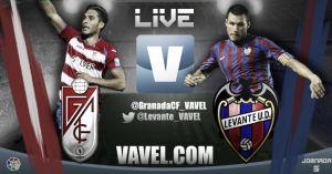 Granada vs Levante en vivo y en directo