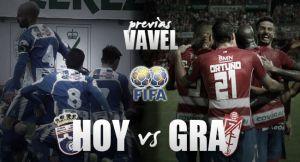 La Hoya Lorca - Granada: Otro equipo de la Liga BBVA en el Artés Carrasco