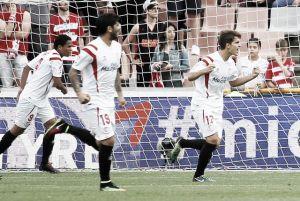 Granada CF - Sevilla FC: puntuaciones del Sevilla, jornada 32 de Liga BBVA