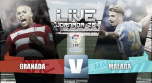 Granada vs Málaga, así lo vivimos (1-0)
