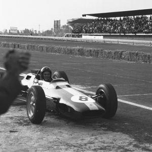 Previa histórica. GP de México 1963: Jim Clark deja su marca