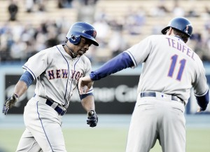 New York Mets' two home runs power their 4-2 victory over Los Angeles Dodgers