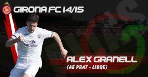 El Girona hace oficial el fichaje de Àlex Granell