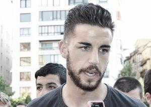 """Borja Granero: """"Tenemos más cara de lucha que de tristeza"""""""