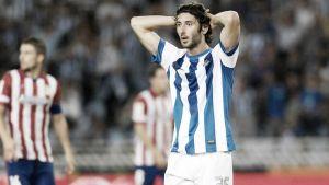 Real Sociedad 2014/2015: Esteban Granero
