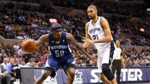 Live Spurs vs Grizzlies, le match en direct