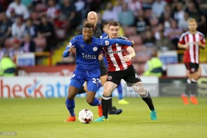 Leicester put on second half show to soar past Sheffield United