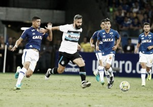 Cruzeiro leva vantagem em mata-mata sobre o Grêmio, mas Tricolor espera repetir 2016