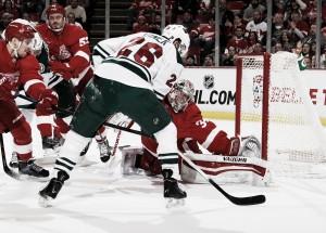 Detroit Red Wings sign Frans Nielsen, Thomas Vanek and Steve Ott to deals