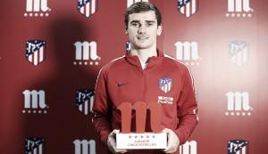 Griezmann elegido como el jugador 5 estrellas del mes de febrero