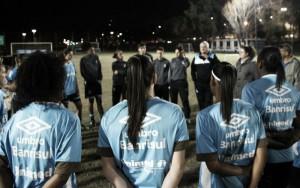 Após rebaixamento no Brasileiro, Grêmio realizará peneira para disputa do Gauchão Feminino