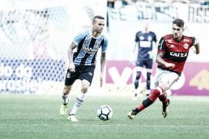 Grêmio e Flamengo iniciam maratona de agosto disputando vaga nas semis da Copa do Brasil
