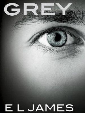 E.L.James publicará 'Grey' el 18 de junio