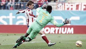 Atlético de Madrid - Málaga: puntuaciones del Málaga, 12ª jornada de la Liga BBVA