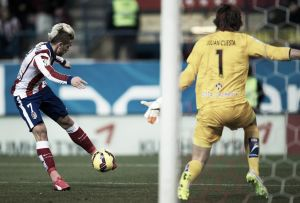Atletico Madrid 3-0 Almeria: Spectacular First Half Performance Secures The Points