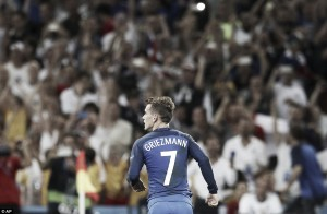 Griezmann can be the difference, says Deschamps