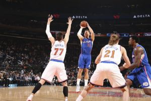 Clippers Clobber Knicks Winning By 31 Points