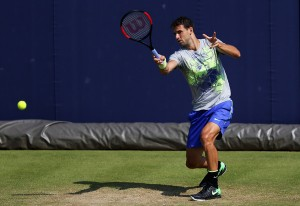 ATP - Halle/Queen's - Il programma di lunedì