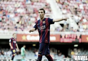 Épica primera victoria del Barça B con Vinyals