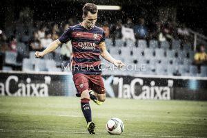 FC Barcelona B - Hércules: puntuaciones del Barcelona B, jornada 6 de la Segunda División B