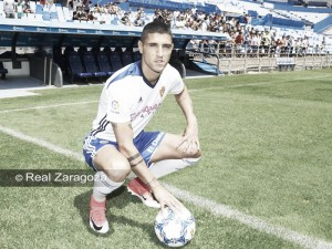 "Simone Grippo: ""Zaragoza es sinónimo de un gran club de fútbol"""