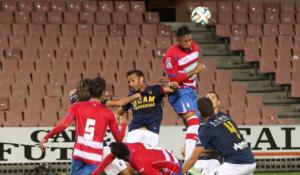 El UCAM Murcia sigue invicto tras el empate con el Granada B