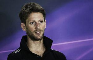 """Romain Grosejan: """"Cuando pilotas un Fórmula 1 no piensas en lo que puede suceder o no"""""""