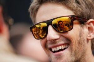 """Romain Grosjean: """"Estas carreras deben ser positivas"""""""
