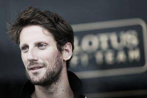 """Romain Grosjean: """"Sería fantástico obtener un resultado muy fuerte"""""""
