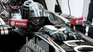 """Romain Grosjean: """"El equipo ha hecho un gran progreso"""""""