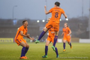 2019 Women's World Cup Qualification (UEFA): Group 3 Roundup