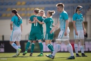 2019 Women's World Cup Qualification (UEFA): Group 5 Roundup