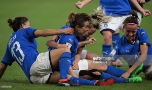 2019 Women's World Cup Qualification (UEFA: Group 6 Roundup