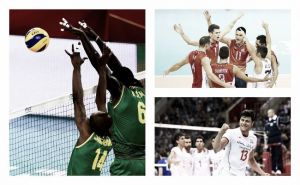 Championnat du monde de volley -ball (groupe D): La France et les USA assurent, l'Iran confirme