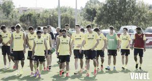 Calendario del Villarreal en la temporada 2014/2015
