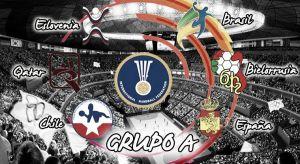Grupo A: España, a revalidar el título